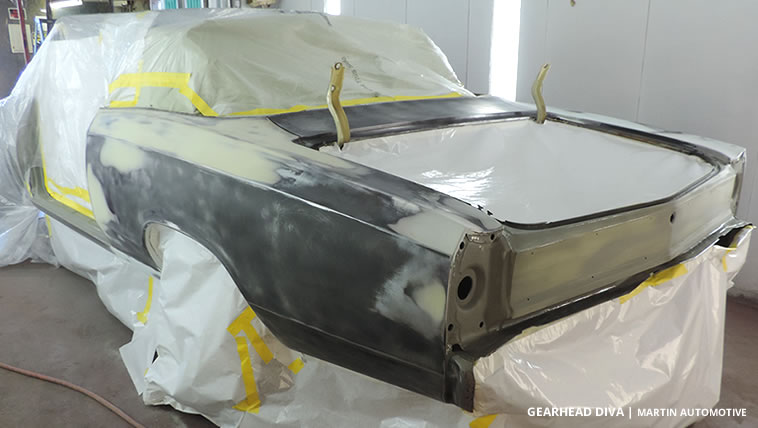 Epoxy vs. Self-Etching Primer for Painting Bare Metal