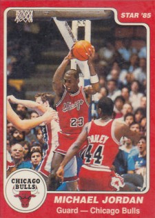 May 16 1985 Michael Jordan Named Rookie Of The Year
