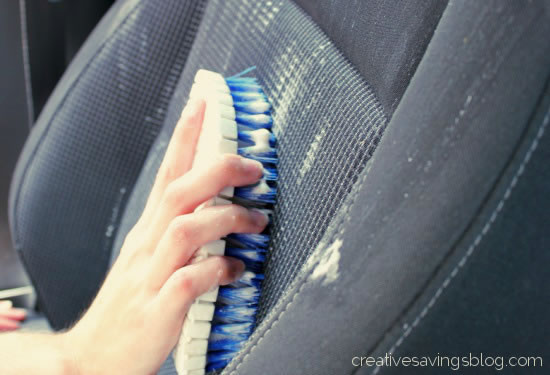Simple DIY Car Upholstery Cleaner That Works