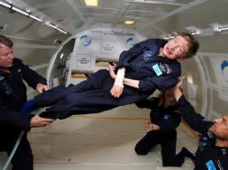 Physicist_Stephen_Hawking_in_Zero_Gravity_NASA
