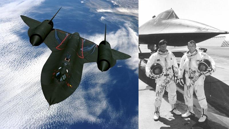 September 1, 1974: Blackbird Sets Speed Record