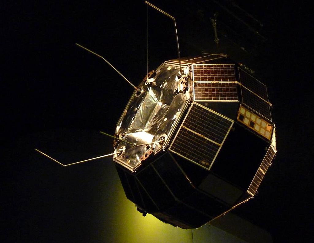 October 28, 1971: Britain Launches Prospero Satellite