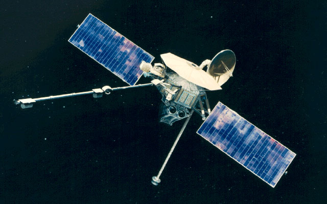 November 3, 1973: NASA Launches Mariner 10