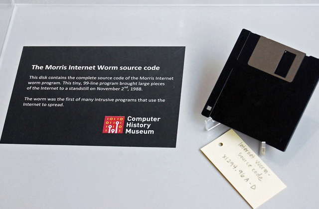 November 2, 1988: The Morris Worm Becomes First To Break The Internet