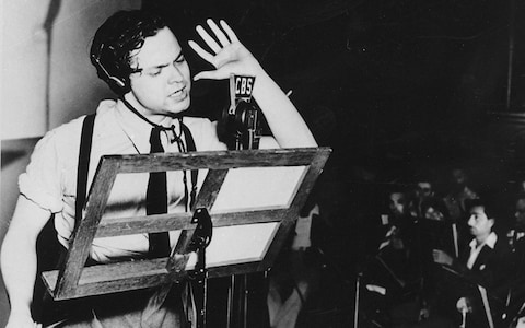 October 30, 1938: The War of the Worlds Causes Panic