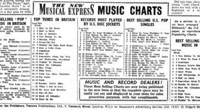 02 – 22 November – NME Singles