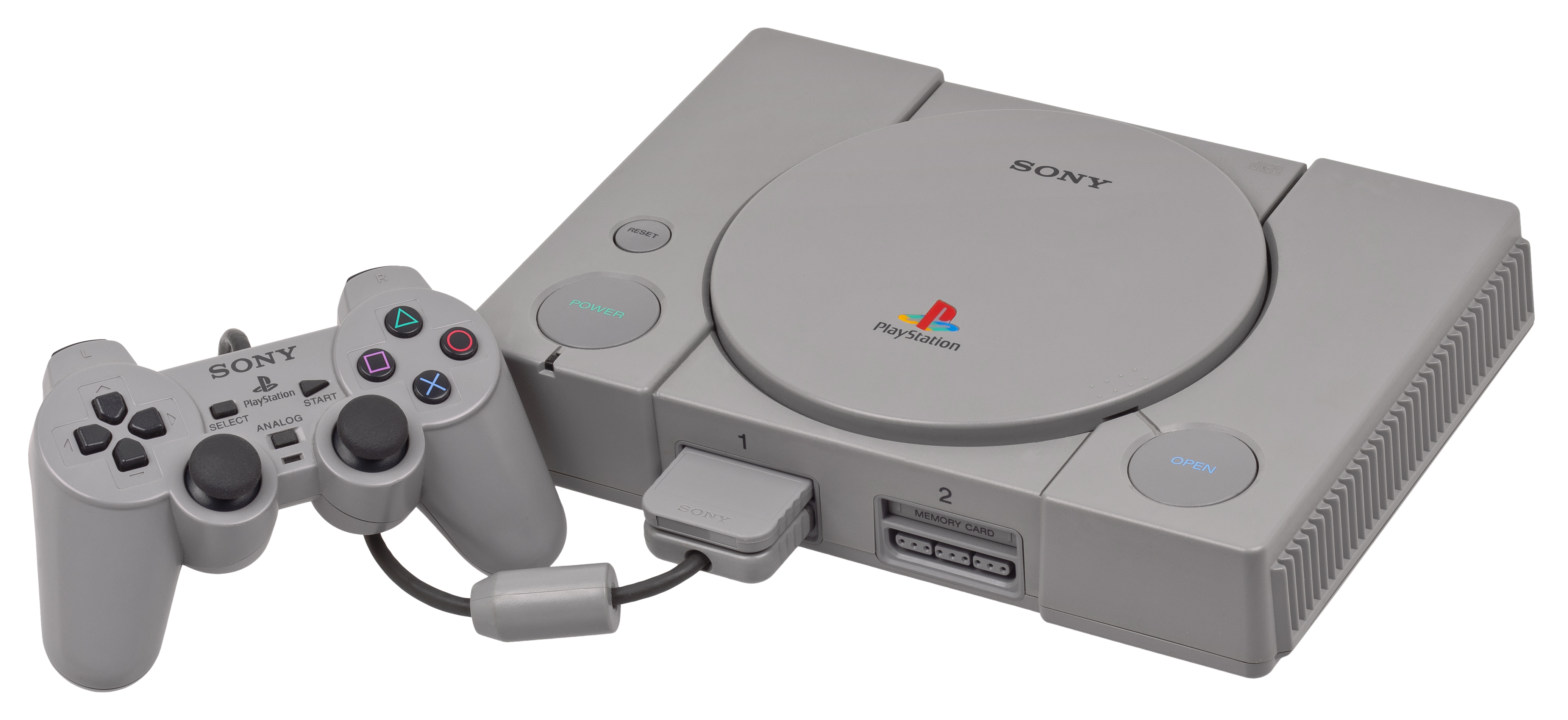 December 3, 1994: Sony's PlayStation Is Released In Japan