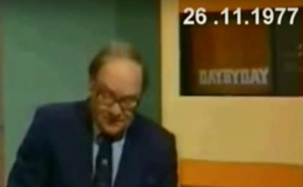 November 26, 1977: Ashtar Galactic Command Hijacks ITV Signal