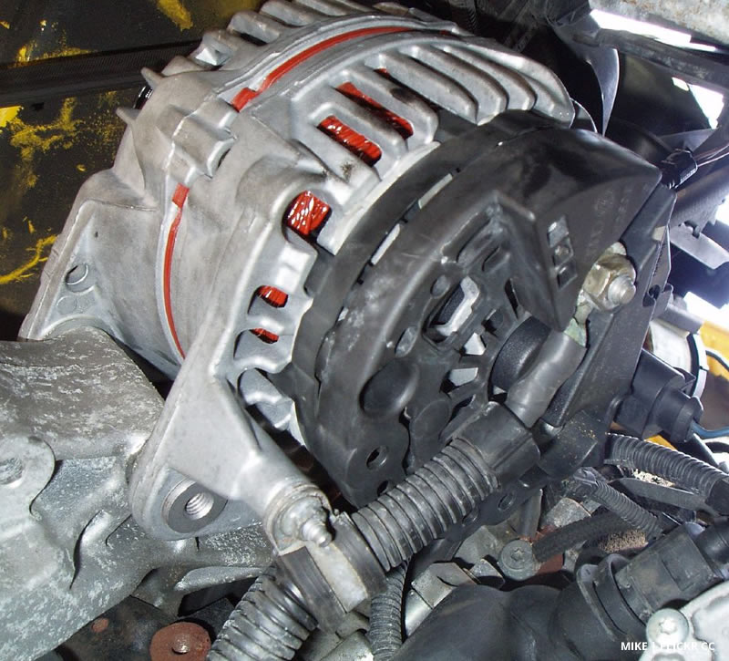 Recommended Gauges for One-Wire Alternators