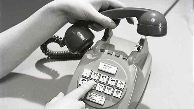 November 18, 1963: The First Push-Button Telephone Enters Service
