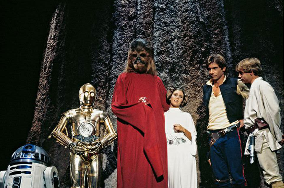 November 17, 1978: The Notoriously Bad Star Wars Holiday Special Airs