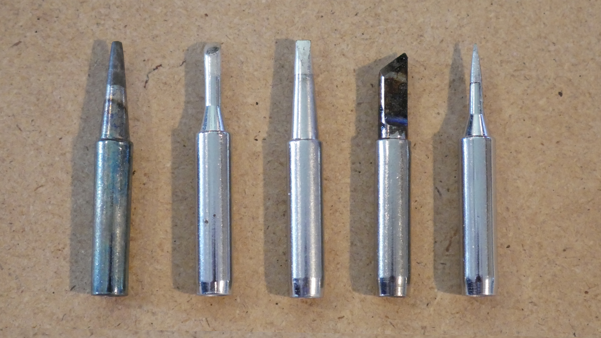 Choosing the Right Soldering Tip