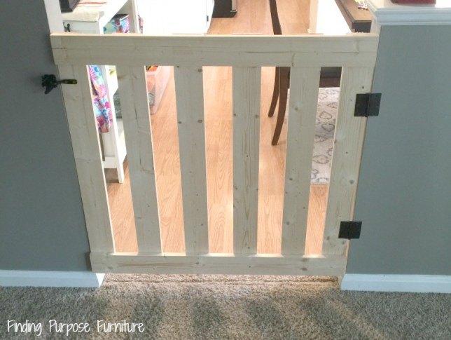 Super Easy Baby/Pet Gate Door Install
